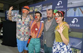 Clowntigo en Adarsa Siero