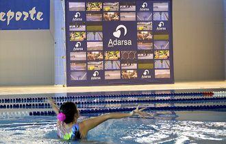 Sincroviedo natación