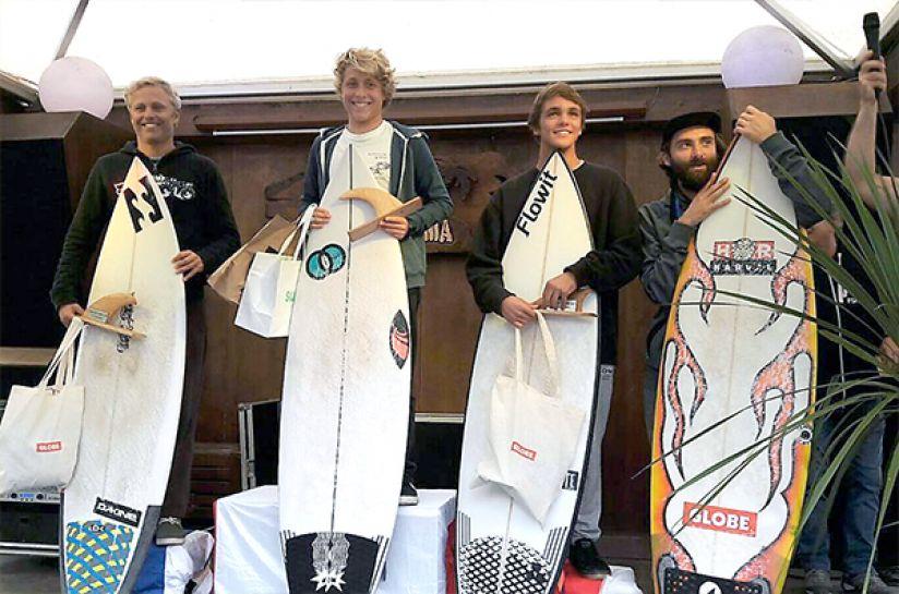 Gabi Ortiz Open Playa España Surf