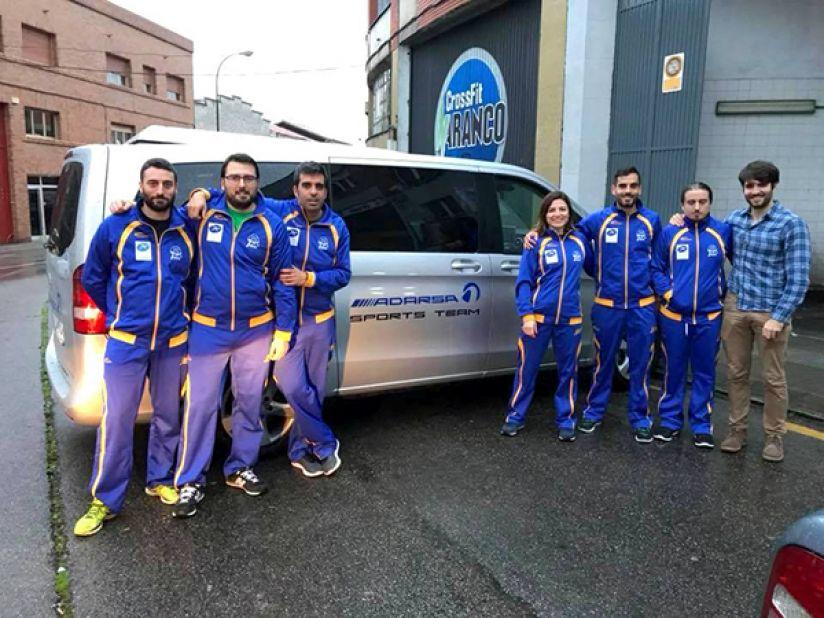 Desirée Cascales Campeona de España de Kendo.